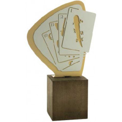 Trofeo Cartas 5