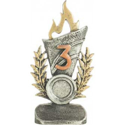 Trofeo Tiro Numero 3