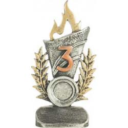 Trofeo Cartas Numero 3
