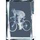 Cristal 3D - Ciclismo