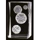 Cristal 3D - Petanca 2