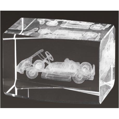 Cristal 3D - Kart