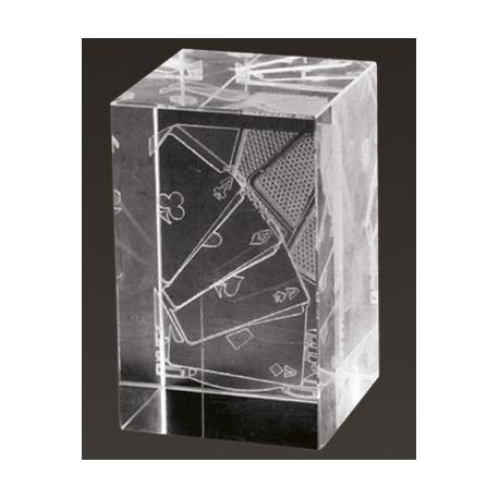 Cristal 3D - Poker