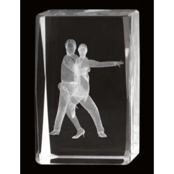 Cristal 3D - Baile 1